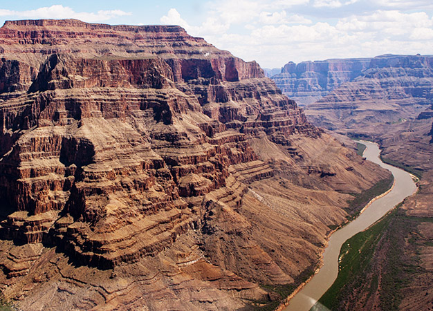 west rim grand canyon